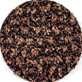 Andersen 125 Brown Heather Nylon ColorStar Mat with SBR Rubber Backing, 10' Length x 3' Width, For Interior