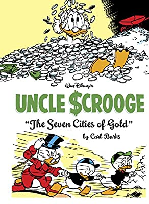 Walt Disney's Uncle Scrooge 14: The Seven Cities of Gold par Carl Barks
