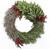 Fresh 3 Herb Wreath