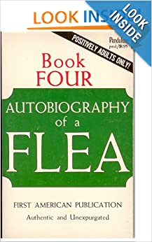 autobiography of a flea book four first us edition