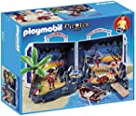 Playmobil 5347 Pirates Take Along Tre...