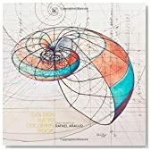 Golden Ratio Coloring Book: A Hand-Drawn Adult Coloring Book