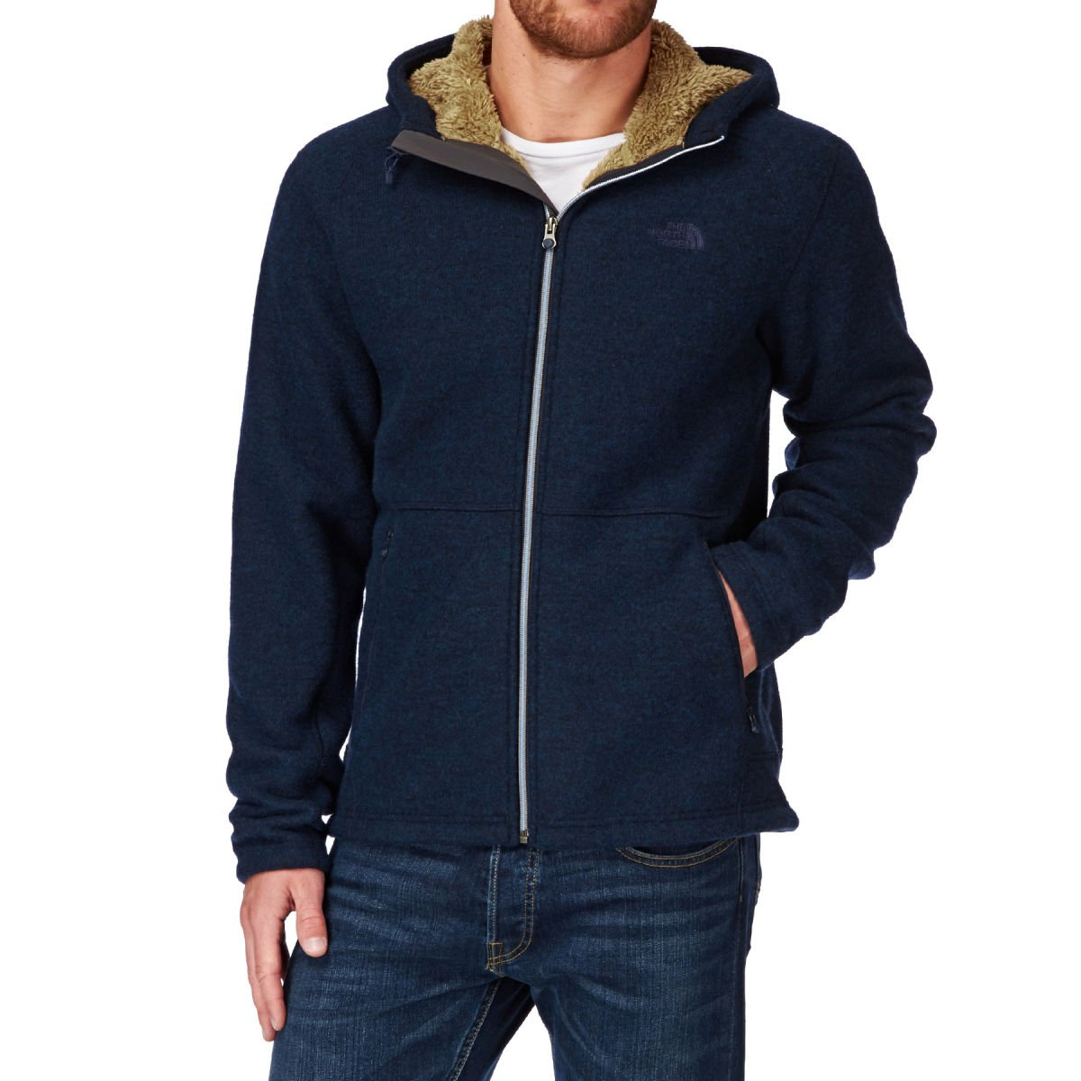 THE NORTH FACE Herren Fleecejacke Zermatt Full Zip Hoodie kaufen
