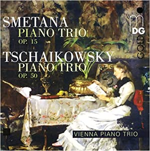 Smetana: Trio Op.15; Tchaikovsky: Trio