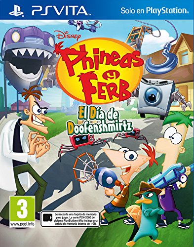 Phineas&Ferb - Day Of Doofenshmirtz