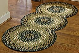 Park Designs Countrypolitan Braided Rug Runner 30\