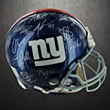 2011 NY Giants Team Autographed Helmet