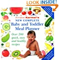 Annabel Karmel's New Complete Baby & Toddler Meal Planner - 4th Edition