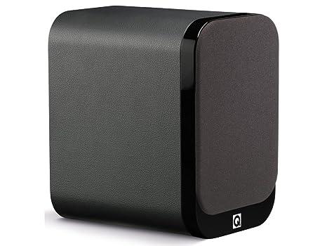 Q Acoustics 5036694039519 Enceinte pour MP3 & Ipod Noir