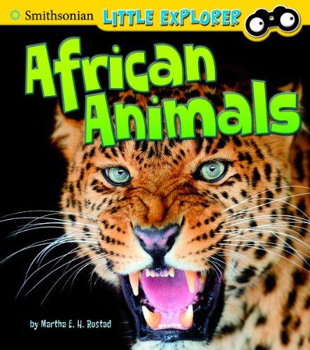 African Animals (Little Scientist) - Martha E. H. Rustad