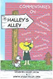 img - for Halley's Alley: Commentaries on Individuals, Families and Society book / textbook / text book
