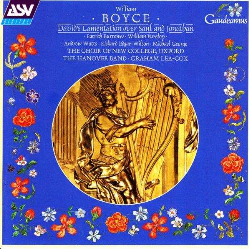 Boyce: David's Lamentation over Saul and Jonathan (Dublin Version, 1744) - 8. Aria: Take this Bracelet, deck thine Arm