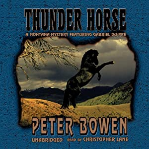 Thunder Horse Audiobook