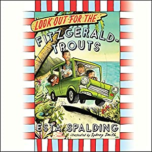 Look Out for the Fitzgerald-Trouts Audiobook