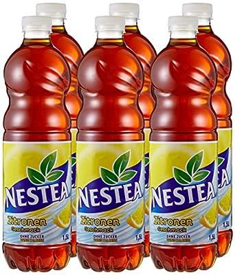 Nestea Zitrone ohne Zucker PET, 6er Pack (6 x 1.5 l) von Nestea auf Gewürze Shop