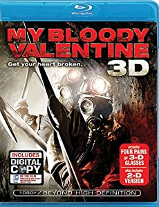 "Cover of ""My Bloody Valentine 3D [Blu-ray..."