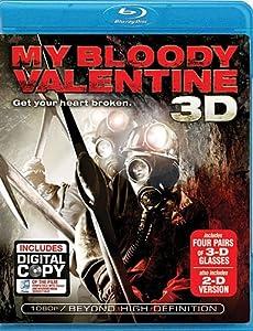 My Bloody Valentine 3-D  [2009] [US Import] [Blu-ray] [Region A]