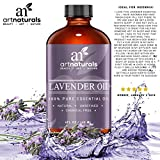 Art Naturals Lavender Essential Oil 4 oz 3pc Set - Includes Our Aromatherapy Signature Zen Blend 10ml + Travel Size Lavender Oil 10ml - Therapeutic Grade 100% Pure & Natural From Bulgaria