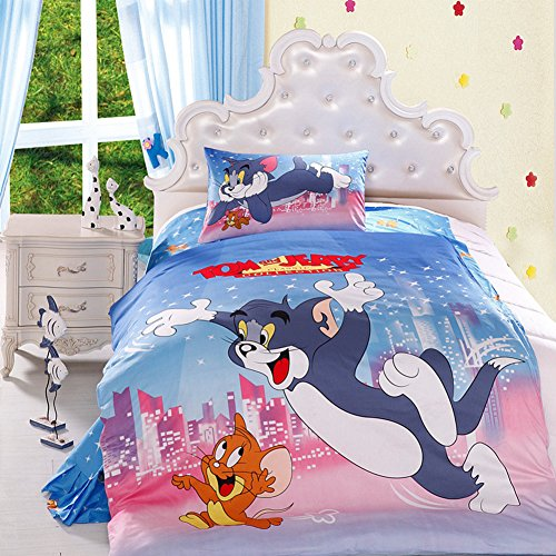 Tom And Jerry Bedding front-1075522