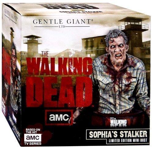Gentle Giant Walking Dead Sophia Stalker Walker Zombie Mini-Bust by Gentle Giant Studios (Walking Dead Mini Bust compare prices)