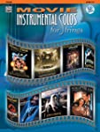 Movie Instrumental Solos for Strings:...