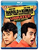 Harold and Kumar Escape from Guantanamo Bay [Blu-ray] [2008] [US Import]