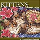 Kittens by Vanessa Adams 2008 Wall Calendar
