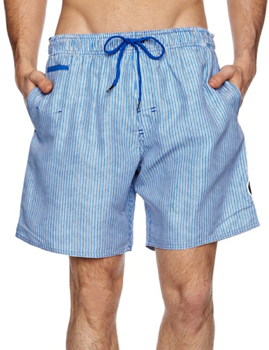 O'Neill Chambers Men's Shorts Blue Aop Small