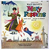 Walt Disney 10 songs from mary poppins LP