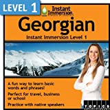 Product B005IHUZN2 - Product title Instant Immersion Level 1 - Georgian [Download]