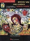 STEVE VAI FIRE GARDEN        NAKE VAMPS CD/PKG