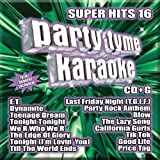 Party Tyme Karaoke: Super Hits 16