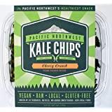 Pacific Northwest Kale Chips - Cheezy Crunch, 3-Pack