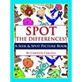 Spot the Differences: Mix! (A Seek & Spot Picture Book)