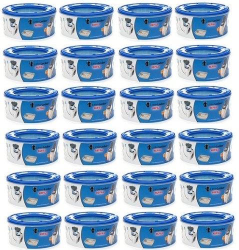 Litter Locker 24-Pack Refill Cartridge for Cat Litter Locker - 1