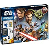 Universal Trends TPF26014 - Adventskalender The Clone Wars (2011, quer)