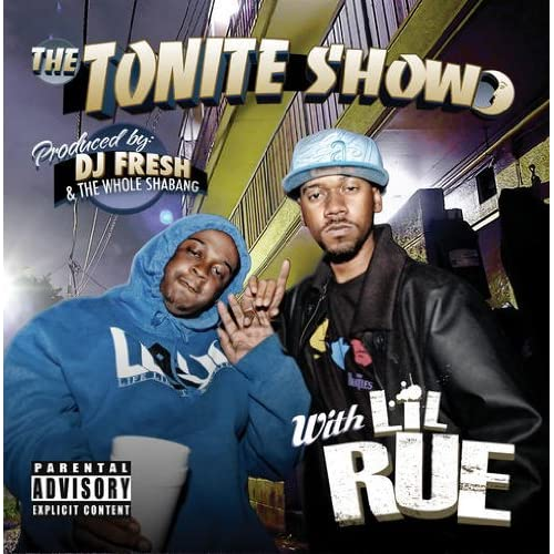 Lil Rue - The Tonite Show 2011