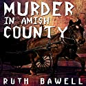 Murder in Amish County: Amish Mystery and Suspense Audiobook by Ruth Bawell Narrated by Jeffrey Maas