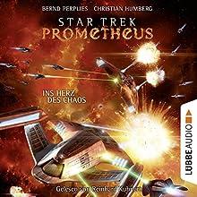 Ins Herz des Chaos (Star Trek Prometheus 3) Hörbuch von Bernd Perplies, Christian Humberg Gesprochen von: Reinhard Kuhnert