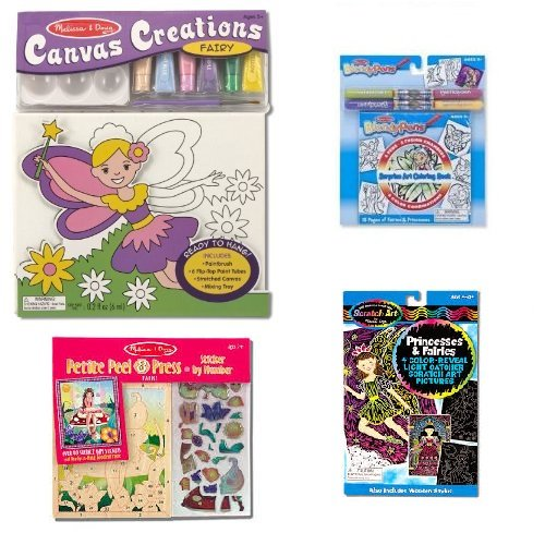 Melissa And Doug Sticker Book front-1040505