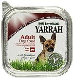 Yarrah Pate Rind Spirulina 150g Bio Hundefutter