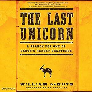 The Last Unicorn Audiobook