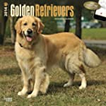 Golden Retrievers 2014 Square 12x12