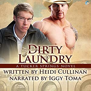 Dirty Laundry Hörbuch