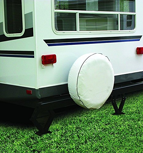 Camco RV Vinyl Spare Tire Cover 27
