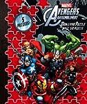 Mon livre puzzle Avengers rassembleme...