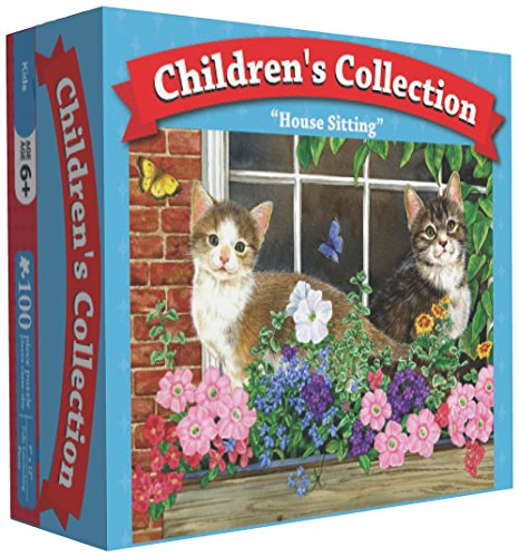 Karmin International Giordano Housesitting Puzzle (100-Piece)