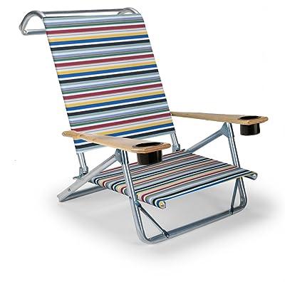 Telescope Casual Original Mini-Sun Chaise Folding Beach Chair