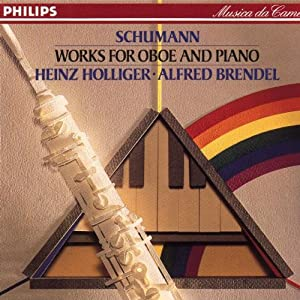 Schumann: Works For Oboe & Piano [Netherlands]