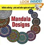 Infinite Coloring Mandala Designs CD...